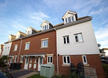 Thumbnail 3 bed terraced house for sale in Ingram Close, Aylesford, Kent