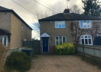 Thumbnail 3 bed semi-detached house to rent in Gallowstree Common, South Oxfordshire