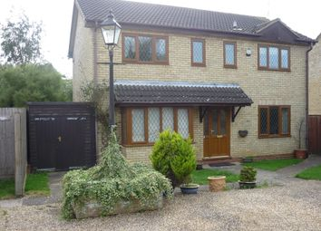 Thumbnail 4 bedroom detached house to rent in Laneside Hollow, Northampton