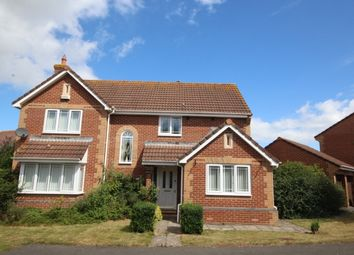 Thumbnail 4 bed detached house for sale in Quantock Way, Bridgwater
