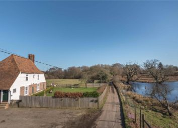 Thumbnail 4 bedroom detached house to rent in Gains Cottage, West Brabourne, Ashford, Kent