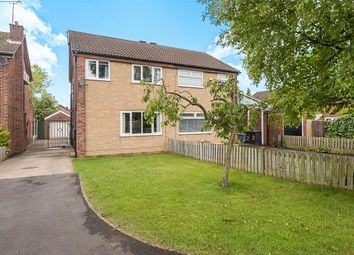Thumbnail 3 bed semi-detached house for sale in Cartmel Walk, Dinnington, Sheffield