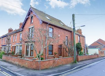 Thumbnail 5 bed semi-detached house for sale in Norbins Road, Glastonbury
