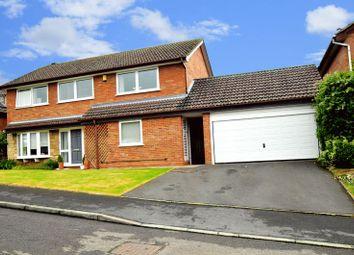 Thumbnail 4 bedroom detached house to rent in Huntsmans Close, Bridgnorth
