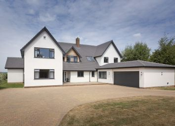 Thumbnail 5 bed detached house to rent in Grange Road, Saltford, Bristol
