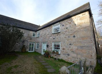Thumbnail 3 bed semi-detached house for sale in Lelant, St. Ives, Cornwall