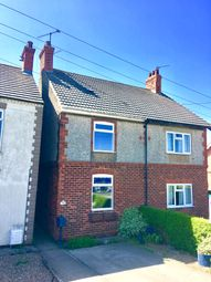Thumbnail 2 bed semi-detached house to rent in Sluice Road, South Ferriby