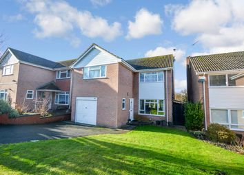 4 bed detached house for sale in Caerleon Drive, Andover SP10