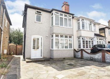 3 bed semi-detached house for sale in Maidstone Avenue, Romford RM5