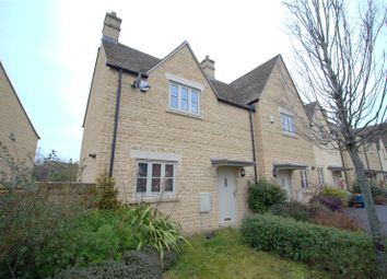 Thumbnail 2 bed end terrace house to rent in Buncombe Way, Cirencester, Gloucesteshire