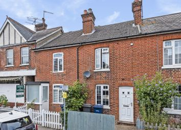 Thumbnail End terrace house for sale in Summers Road, Farncombe, Godalming