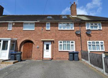 Thumbnail 4 bed terraced house for sale in Ryde Park Road, Rednal, Birmingham