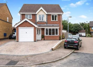 Thumbnail 4 bed detached house for sale in Dussindale, Thorpe St Andrew, Norwich