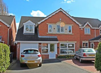Thumbnail 5 bed detached house for sale in Nolan Close, Longford, Coventry