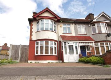 Thumbnail 3 bed end terrace house to rent in Eva Road, Romford