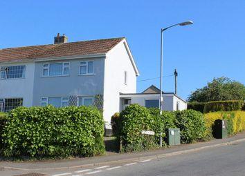 Thumbnail 3 bed semi-detached house for sale in Bal-Jinjy Close, St. Blazey Gate, Par