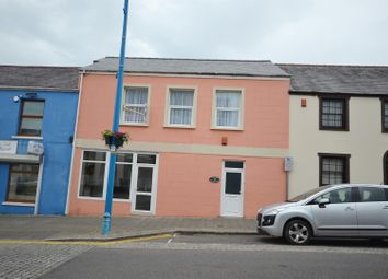 Thumbnail Commercial property for sale in Meyrick Street, Pembroke Dock
