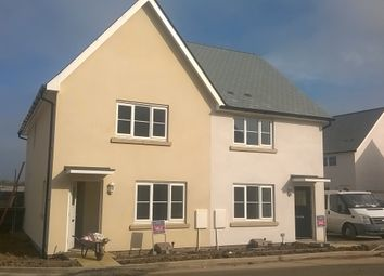 Thumbnail 2 bedroom semi-detached house for sale in Riverside Park, Fremington, North Devon