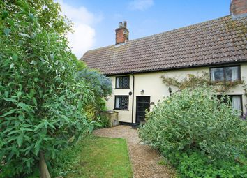 Thumbnail 1 bedroom cottage for sale in Snape Road, Tunstall, Woodbridge