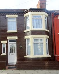 Thumbnail 3 bed terraced house for sale in Wenlock Road, Anfield, Liverpool