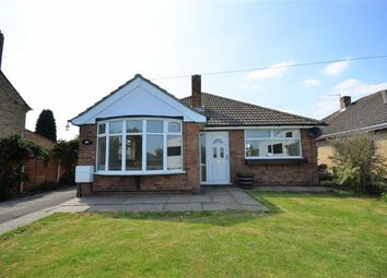 Thumbnail 3 bed bungalow for sale in Pinfold Lane, Holton-Le-Clay, Grimsby