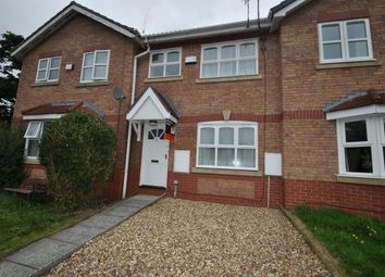 Thumbnail 3 bed town house for sale in Chelford Close, Prenton, Wirral
