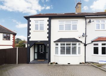 Thumbnail 4 bed semi-detached house for sale in Beech Avenue, Buckhurst Hill