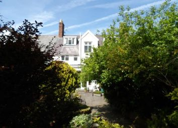 Thumbnail 4 bed terraced house for sale in Well Street, Ruthin, Denbighshire, North Wales