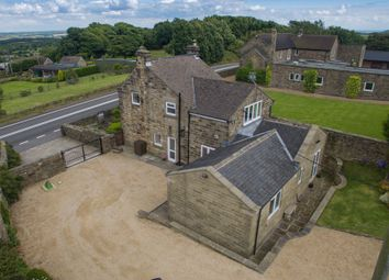 Thumbnail 4 bed detached house for sale in Holly House, Spitewinter, Ashover