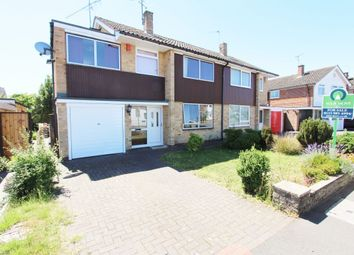 Thumbnail 4 bed semi-detached house for sale in Ashchurch Drive, Wollaton, Nottingham