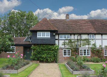 Novington Lane, East Chiltington, Lewes BN7. 3 bed semi-detached house for sale