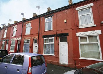 Thumbnail 2 bedroom terraced house for sale in Crantock Street, Longsight, Manchester