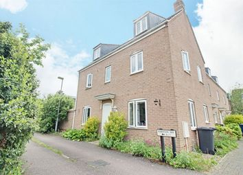 Thumbnail 4 bed detached house for sale in Robertson Way, Sapley, Huntingdon