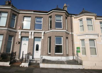 Thumbnail 2 bed terraced house to rent in Knighton Road, St Judes, Plymouth