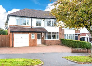Thumbnail 5 bed semi-detached house for sale in High Storrs Rise, Sheffield