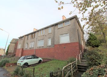 Thumbnail 3 bed flat for sale in Newlands Street, Caotbridge