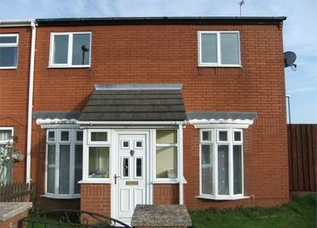Thumbnail 3 bedroom terraced house for sale in Rodney Close, Sunderland, Tyne And Wear
