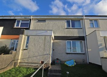 Thumbnail 2 bed terraced house for sale in Bicton Close, Leigham, Plymouth