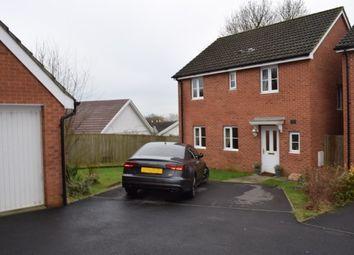 Thumbnail 4 bed detached house to rent in Dol Y Dderwen, Ammanford