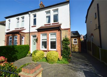 Thumbnail 3 bedroom semi-detached house for sale in Armitage Road, Thorpe Bay, Essex