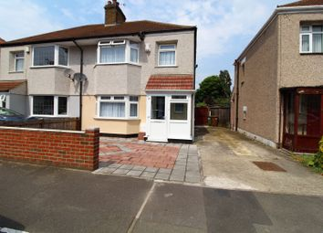 Thumbnail 3 bed semi-detached house for sale in Elsa Road, Welling