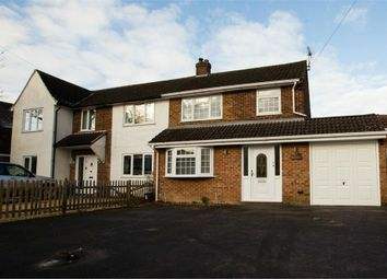 Thumbnail 3 bed semi-detached house for sale in Wycombe Road, Prestwood, Great Missenden, Buckinghamshire