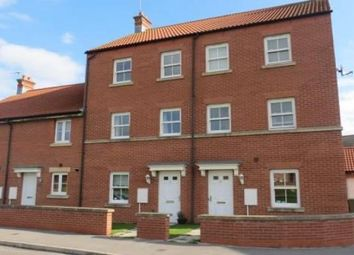 Thumbnail 4 bed terraced house to rent in Beckside, Norton, Malton