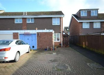 Thumbnail 3 bedroom end terrace house for sale in Sharnwood Drive, Calcot, Reading