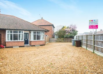 Thumbnail 2 bedroom semi-detached bungalow for sale in Allens Lane, Sprowston, Norwich