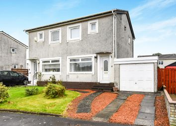 Thumbnail 2 bedroom semi-detached house for sale in Gullane Place, Kilwinning