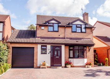 Thumbnail 4 bed detached house for sale in Vaga Crescent, Ross-On-Wye