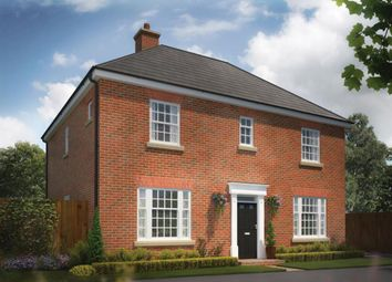 Thumbnail 4 bed detached house for sale in Osprey Close, Whitfield, Dover, Kent