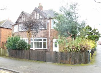 Thumbnail 3 bed semi-detached house to rent in Westbury Road, Basford, Nottingham