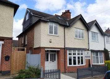Thumbnail 5 bed semi-detached house for sale in Westfield Road, Leicester
